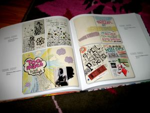 Totally swiped this image from Dawn's Blog, since it shows 2 of my pages.