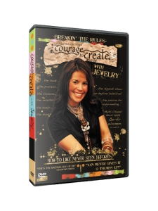 Michele Beschen's Courage to Create with Jewelry DVD